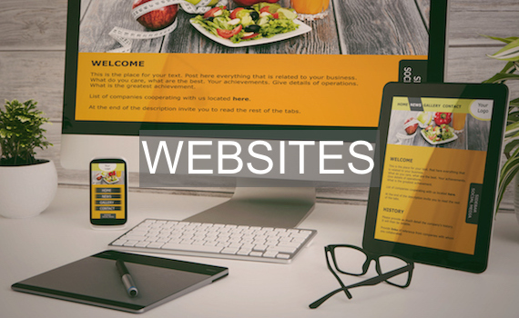 Website design, SEO and hosting