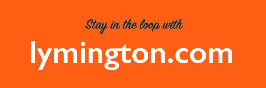 Stay in the loop with Lymington.com